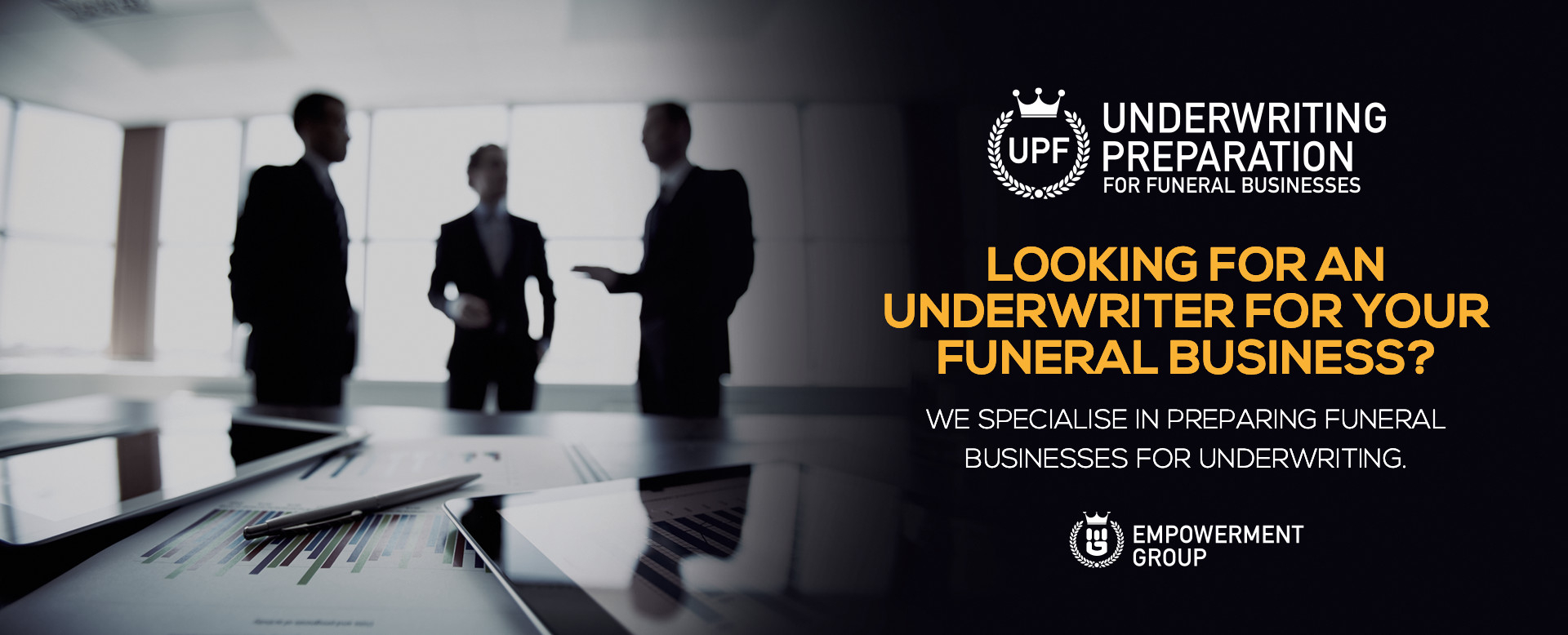 Underwriting Preparation for Funeral Businesses